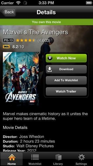 Amazon Instant Video for iOS updated, adds Airplay support, IMDB integration - 9to5Mac