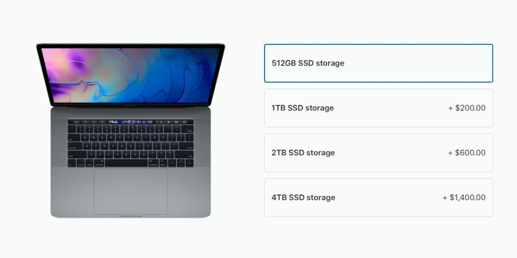 Apple significantly lowers Mac SSD upgrade pricing, 1 TB MacBook Air now available - 9to5Mac
