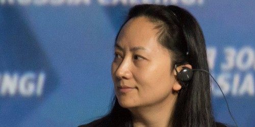 Even Huawei's CFO wouldn't carry Huawei products, opting for Apple instead