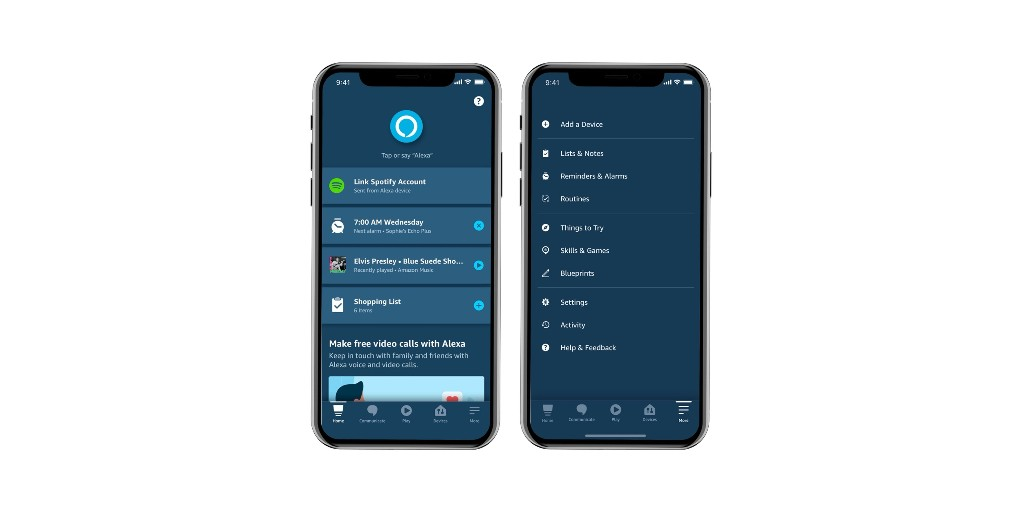 Amazon debuts redesigned Alexa app for iPhone with focus on personalized home screen, more - 9to5Mac