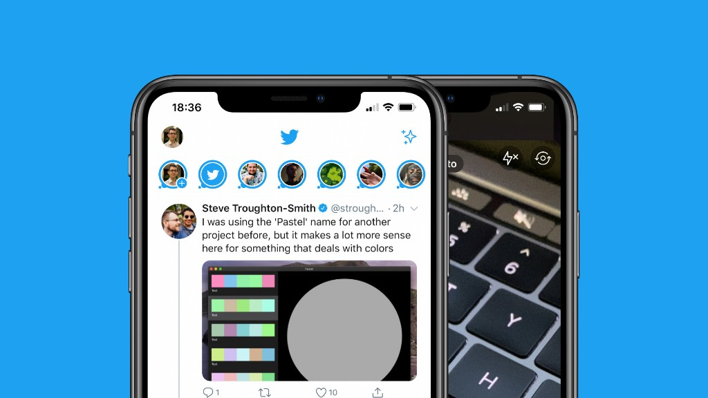 Twitter rolling out Instagram Stories-like Fleets feature to everyone, testing real-time audio chats - 9to5Mac