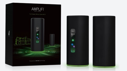 AmpliFi launches Wi-Fi 6 Alien mesh router and meshpoint bundle
