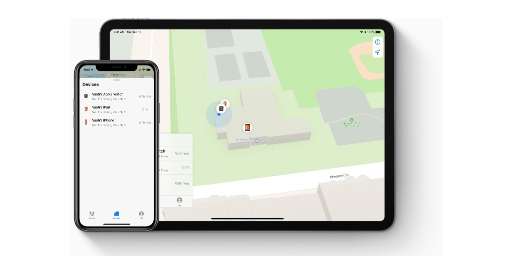 'Find My' features found in iOS 14 code include new notification triggers and AR mode - 9to5Mac