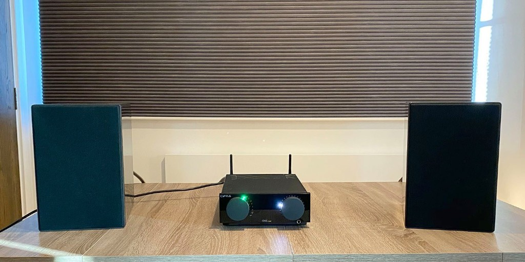 Cyrus One Cast, an elegant AirPlay 2 solution for component hifi - 9to5Mac