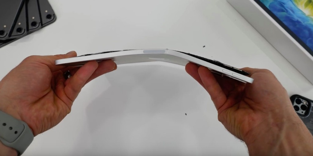 PSA: Don't try and bend your new iPad Pro - 9to5Mac