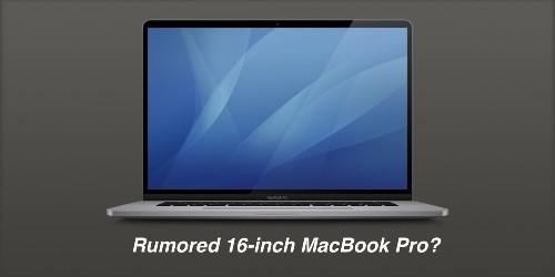 16-inch MacBook Pro reveal likely this week as Apple appears to be holding private press briefings