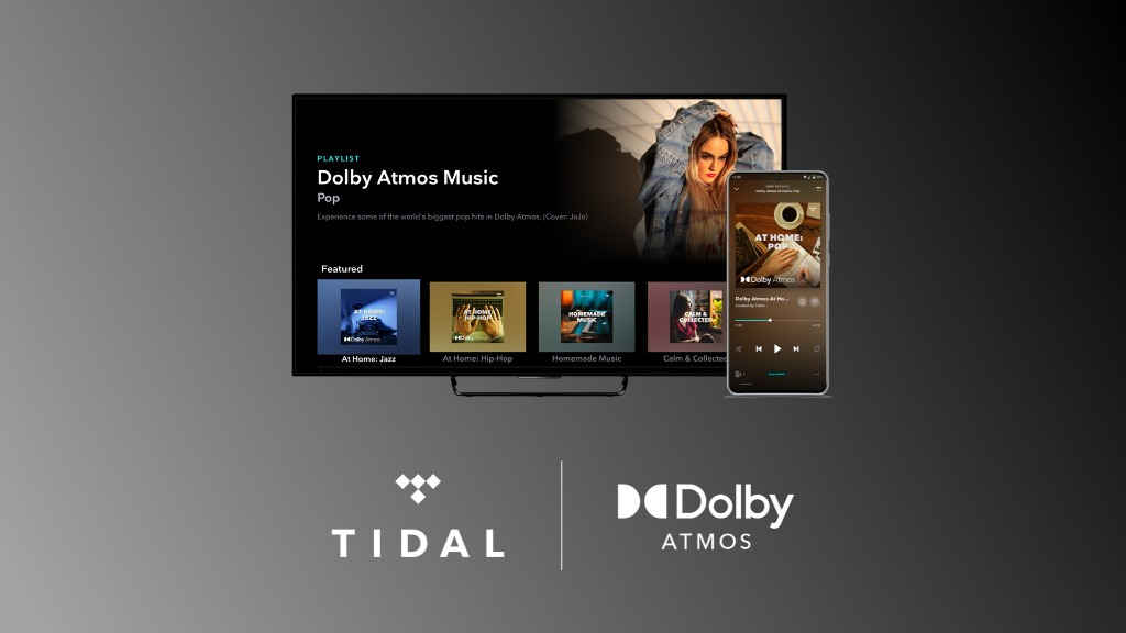 TIDAL announces Dolby Atmos support for sound bars and set-top boxes, Apple TV included - 9to5Mac
