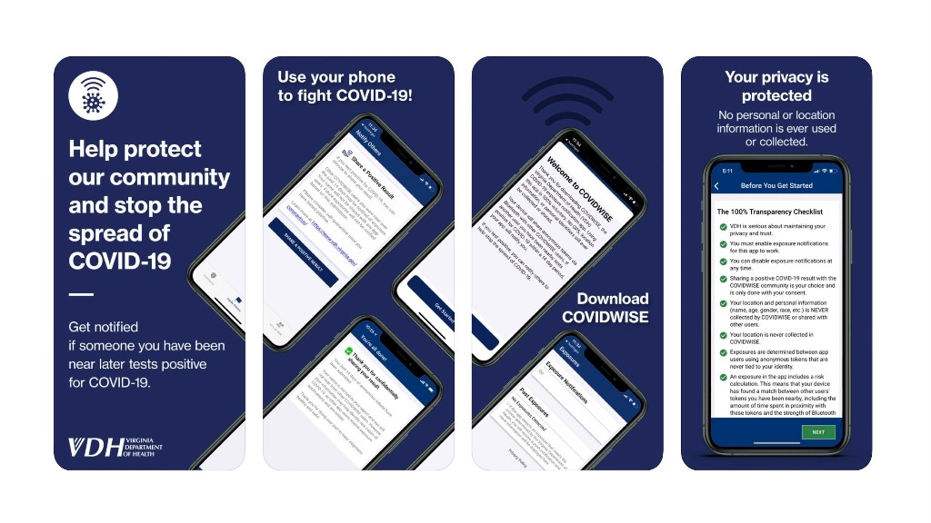 Virginia becomes first US state to debut COVID-19 tracing app using Apple and Google API - 9to5Mac