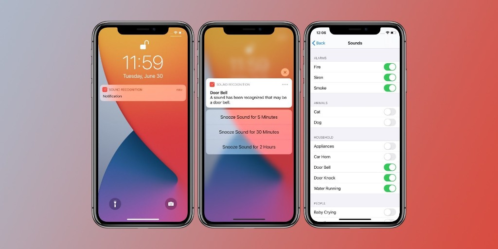 How to use iPhone Sound Recognition in iOS 14 - 9to5Mac