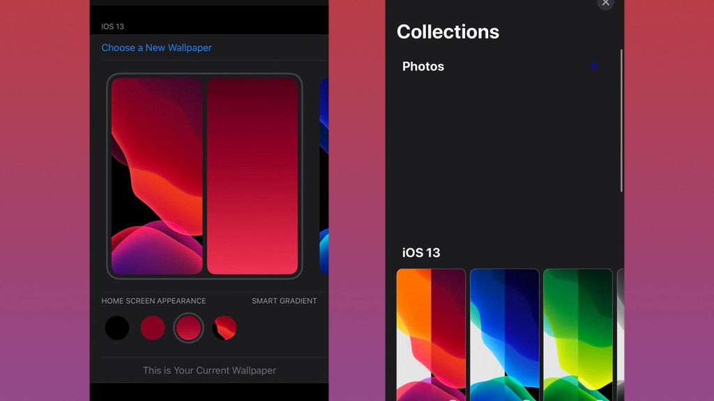 Leaked iOS 14 screenshot shows new wallpaper settings, beta code reveals Home screen widgets - 9to5Mac