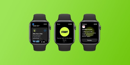 Nike Run Club now available as a completely standalone Apple Watch app