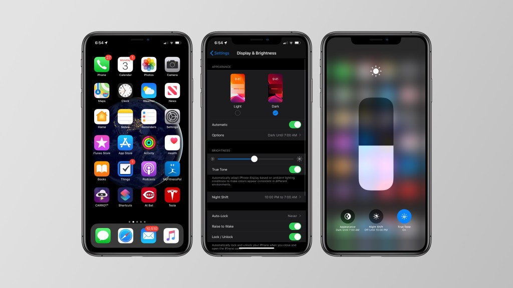 Hands-on: This is what Dark Mode looks like in iOS 13 [Gallery] - 9to5Mac