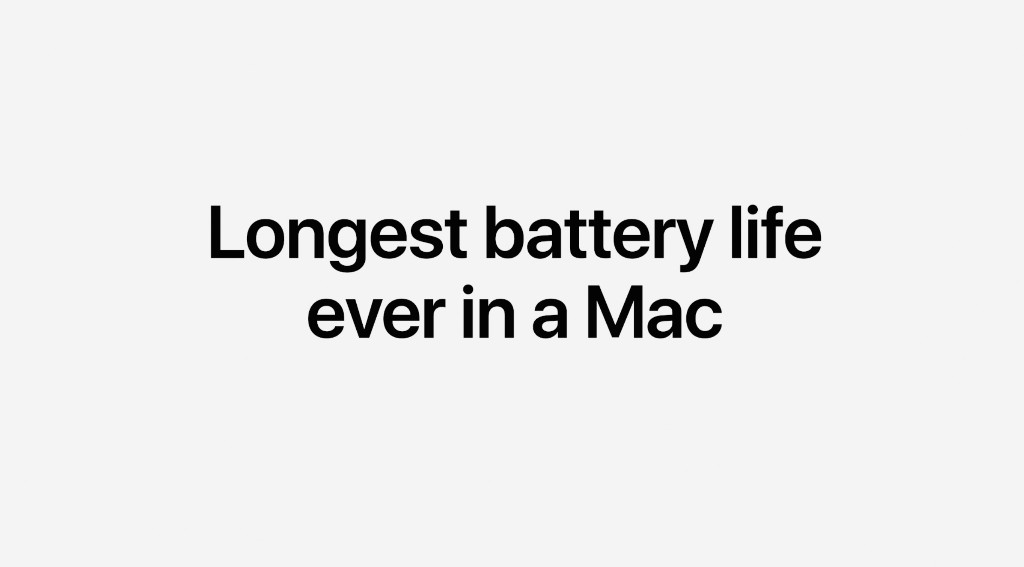 Here are the huge battery life improvements with the Apple Silicon MacBook Air and Pro - 9to5Mac