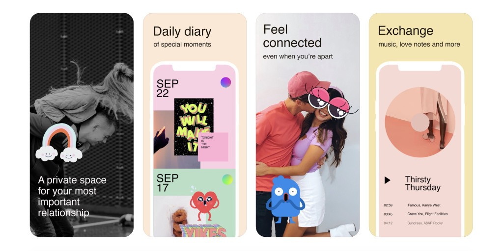 Facebook launches experimental Tuned iOS chat app for couples - 9to5Mac