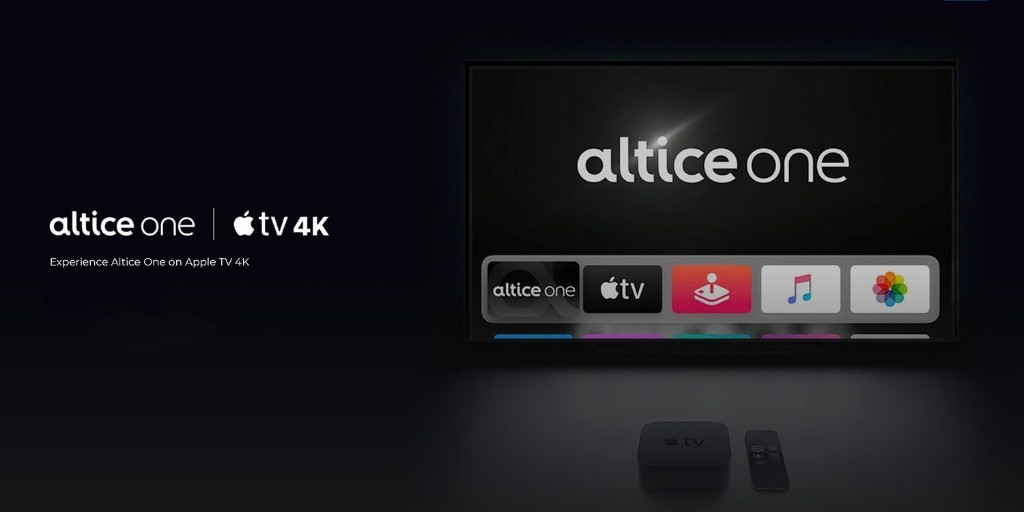 Altice One offers tie-in with Apple TV 4K for multiroom viewing - 9to5Mac