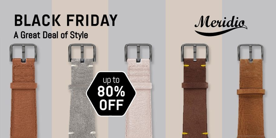 Meridio's Italian-made leather and environmentally-conscious Apple Watch bands now 50% off - 9to5Mac