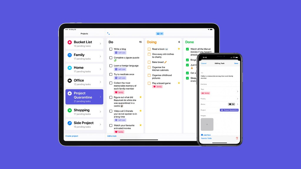 Tasks is a new iOS app that helps you organize projects by priority in an intuitive way - 9to5Mac