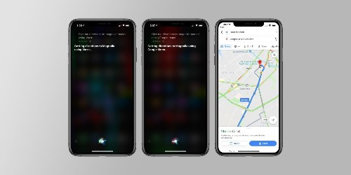 Google Maps and Waze add Siri integration for navigation with iOS 13 and CarPlay