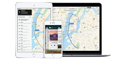 Apple Maps adds more indoor maps for malls and airports, expands transit directions to new cities