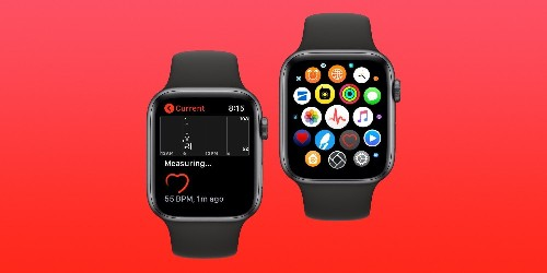 Apple Watch Series 4 Heart Rate app takes 'faster reading with higher fidelity' using Digital Crown