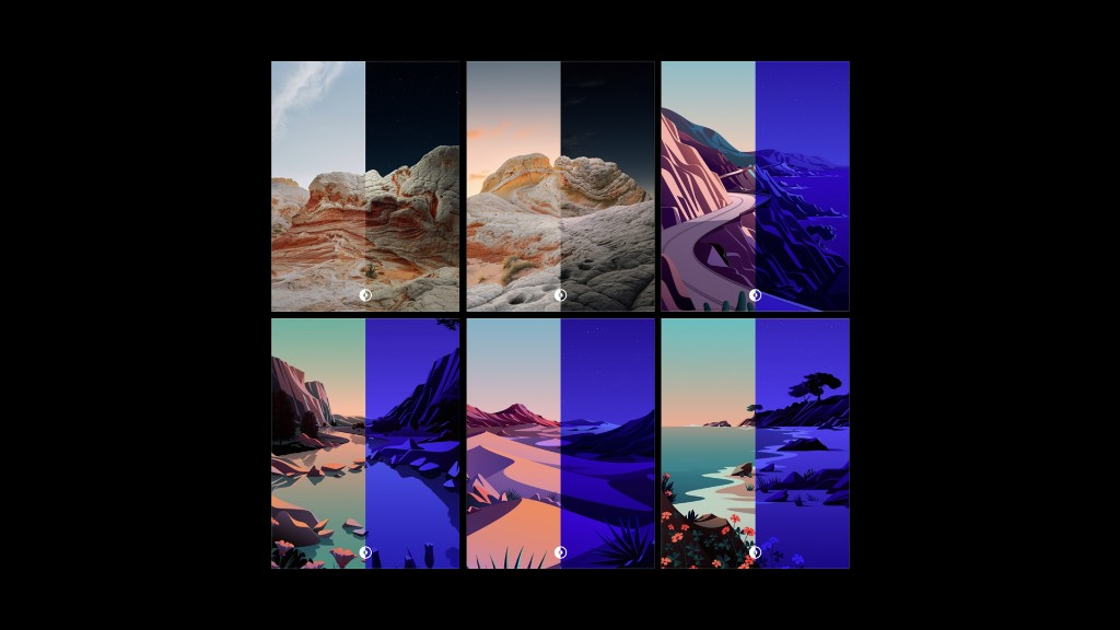 Download the new iOS 14.2 wallpapers for your devices right here - 9to5Mac