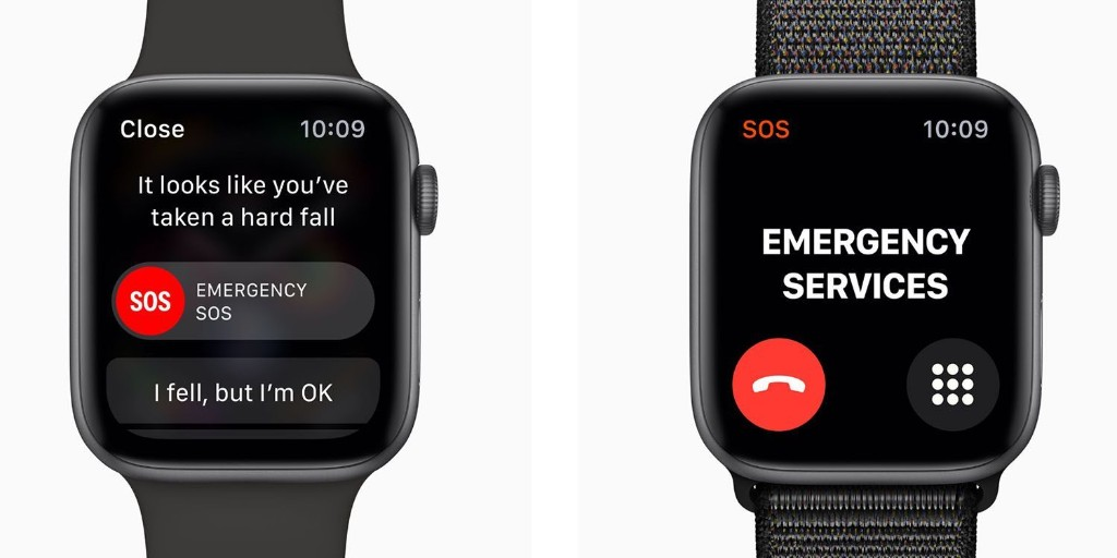 Apple Watch Fall Detection could send your health data to emergency services - 9to5Mac