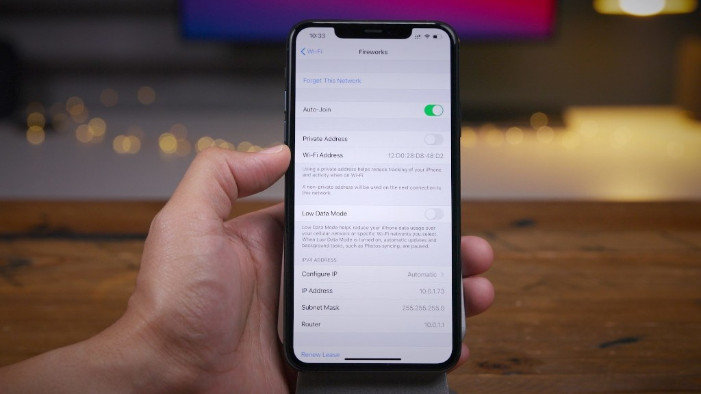How to use private Wi-Fi MAC address on iPhone in iOS 14 - 9to5Mac