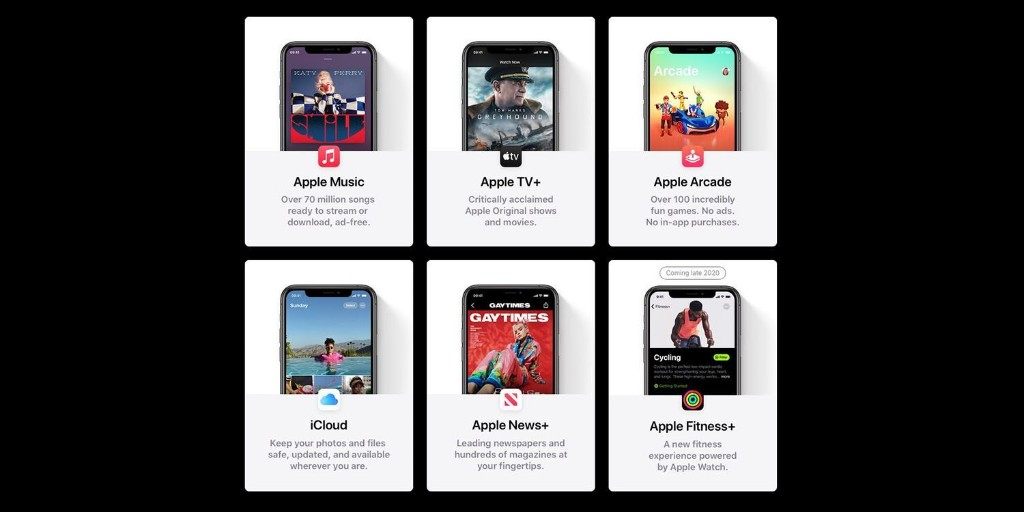 Different Apple IDs for Apple Music and iCloud ok for Apple One - 9to5Mac