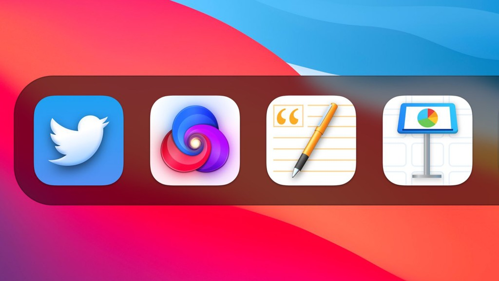 Make your Dock icons more consistently on macOS Big Sur with these custom icon packs - 9to5Mac