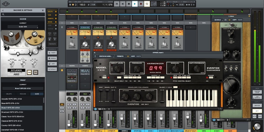 First impressions: The free UA LUNA recording platform- 9to5Mac