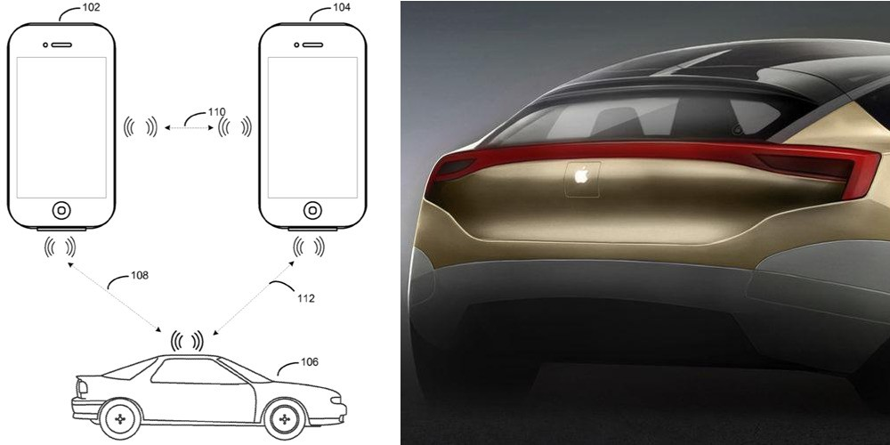 Apple granted patent for iPhone-based car key, including limited/temporary keys - 9to5Mac