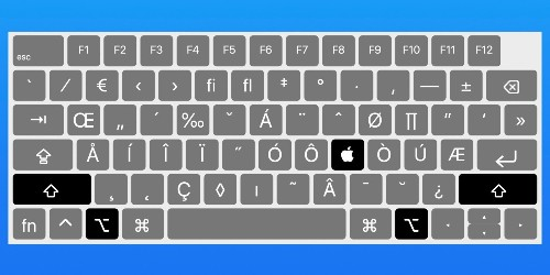 How to type the Apple logo on Mac, iPhone, and iPad