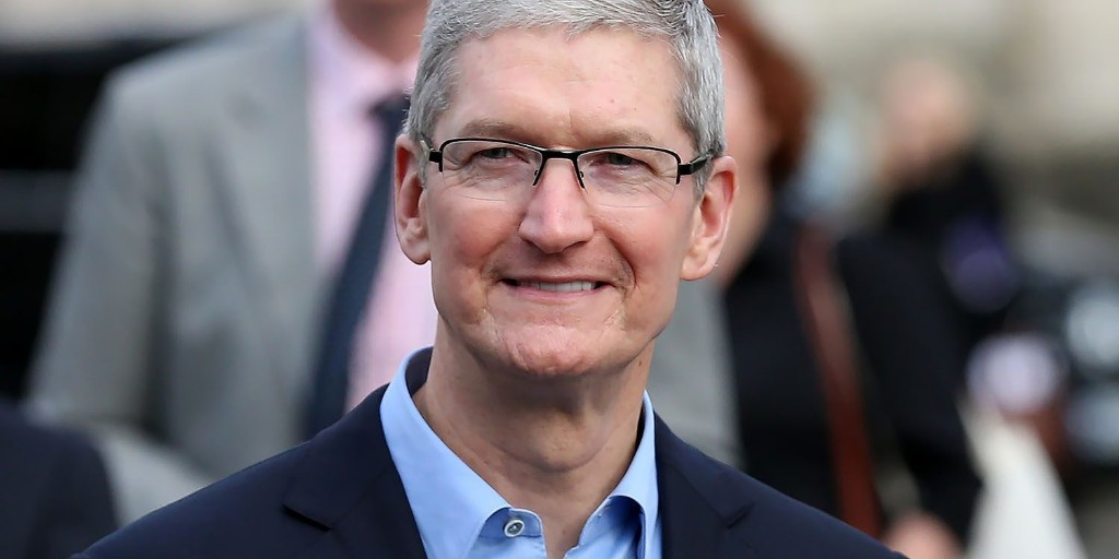 Apple's Tim Cook is the 2nd highest-paid US CEO in 2019 - 9to5Mac