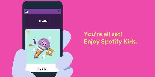 Spotify Kids app launches in the US with three protections - 9to5Mac