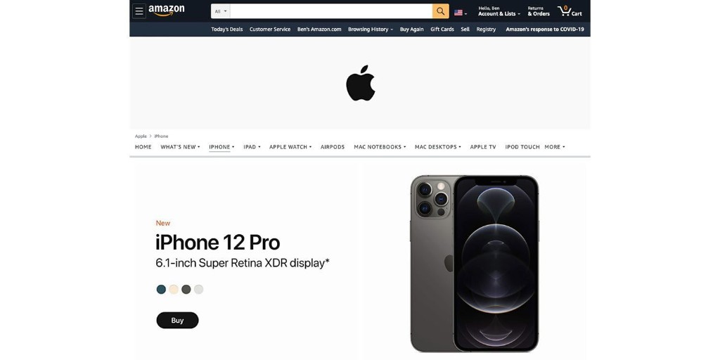 Apple/Amazon deal again probed in third antitrust investigation - 9to5Mac