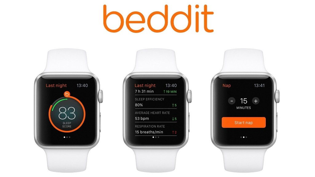 Beddit launches Apple Watch sleep tracking app as Smart Sleep Tracker comes to Apple Stores - 9to5Mac