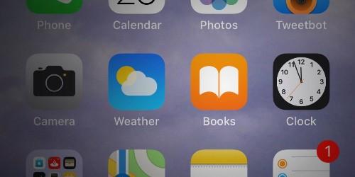 iOS 11.3 Books app confirms Apple Books Store overhaul