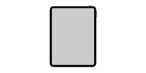 Exclusive: Icon found in iOS shows new iPad Pro with no Home button, rounded corners, more