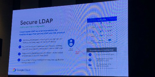 Google LDAP login on macOS? It could be coming soon