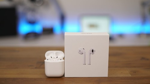 Received AirPods for Christmas? Here are some tips & tricks to get you started