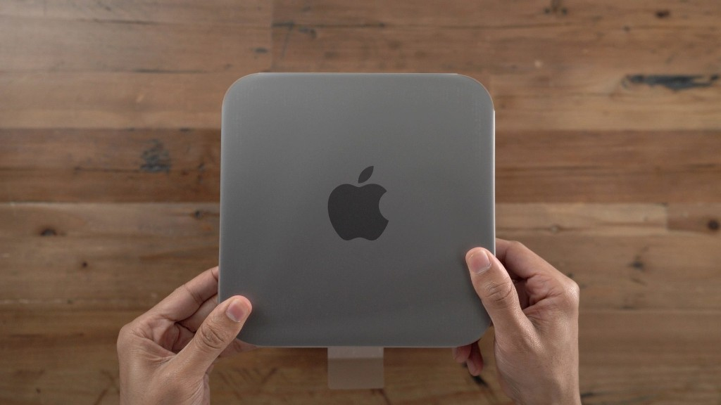 Apple updates Mac mini with double the storage - 9to5Mac