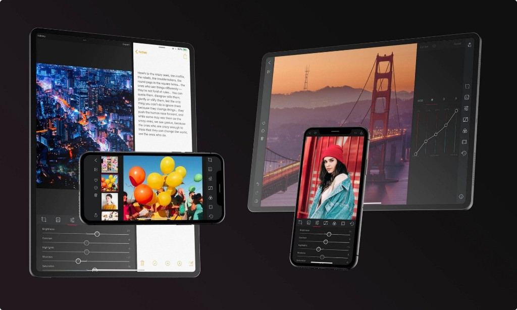 Darkroom photo editor for iPhone and iPad rebuilt with major performance improvements, more - 9to5Mac