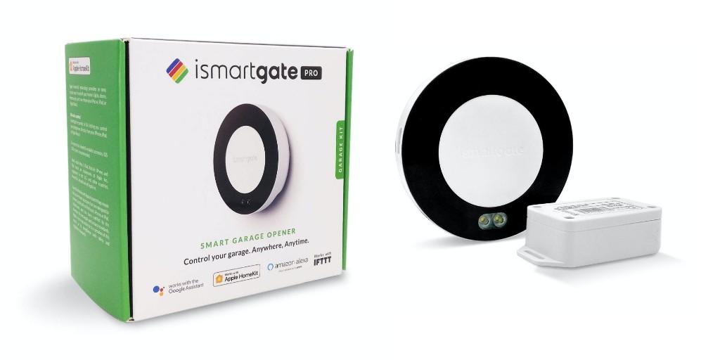 iSmartgate Pro is an easy to install HomeKit garage door opener - 9to5Mac