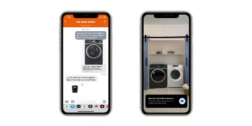 Apple launches purchase button for AR Quick Look feature with Home Depot and Wayfair on board - 9to5Mac