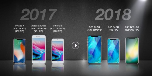 Supply chain report suggests Apple expects 6.5-inch 'iPhone X Plus' to be most popular 2018 iPhone model
