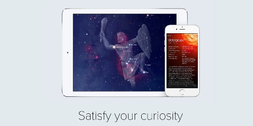 The highly-rated Sky Guide iOS app free for first time in years (Reg. $3+)