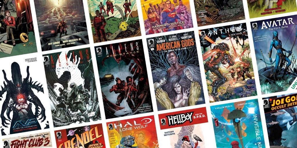 Comics + Graphic Novels - cover