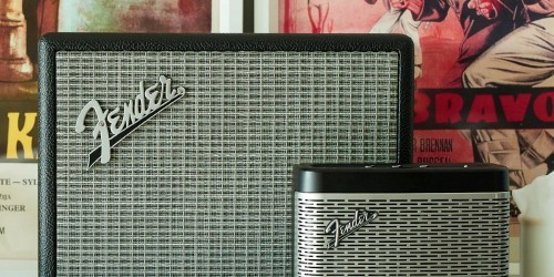 Bluetooth Speakers from $40 (up to $100 off): Fender Monterey, JBL Link, more