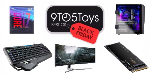 Best of Black Friday 2019 – PC Gaming: $799 49-inch 144Hz monitor, $999 RTX 2070 PC, more