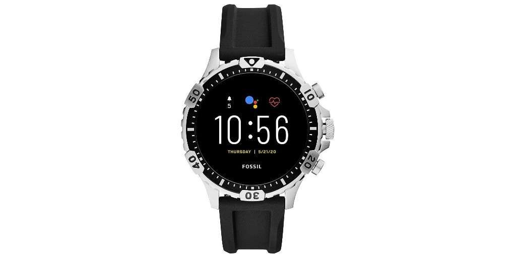 An all-time low brings Fossil's Gen 5 Garrett Smartwatch to $175 (Save $120) - 9to5Toys